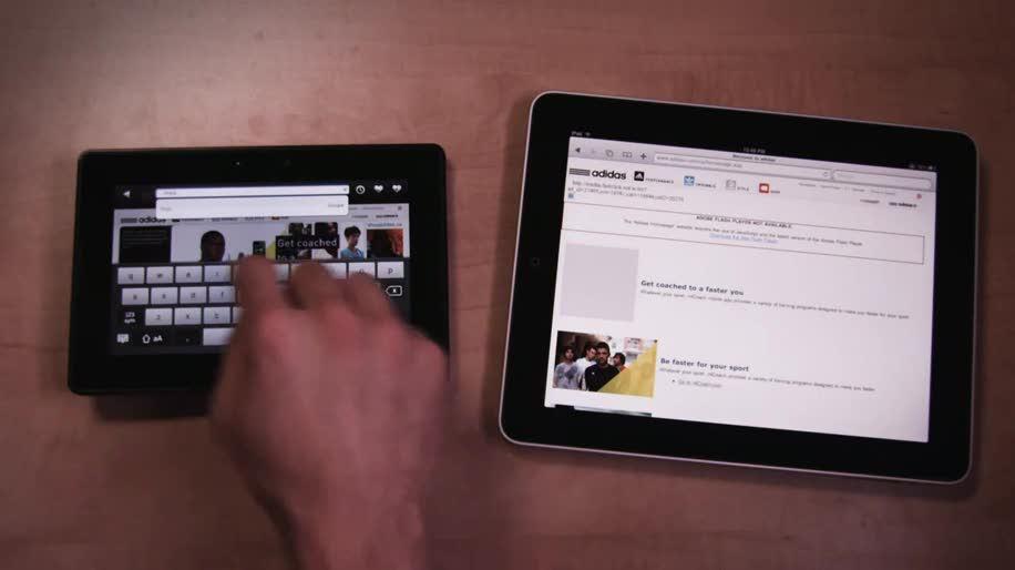 Apple, Tablet, Browser, Ipad, Blackberry, Web, Rim, Playbook