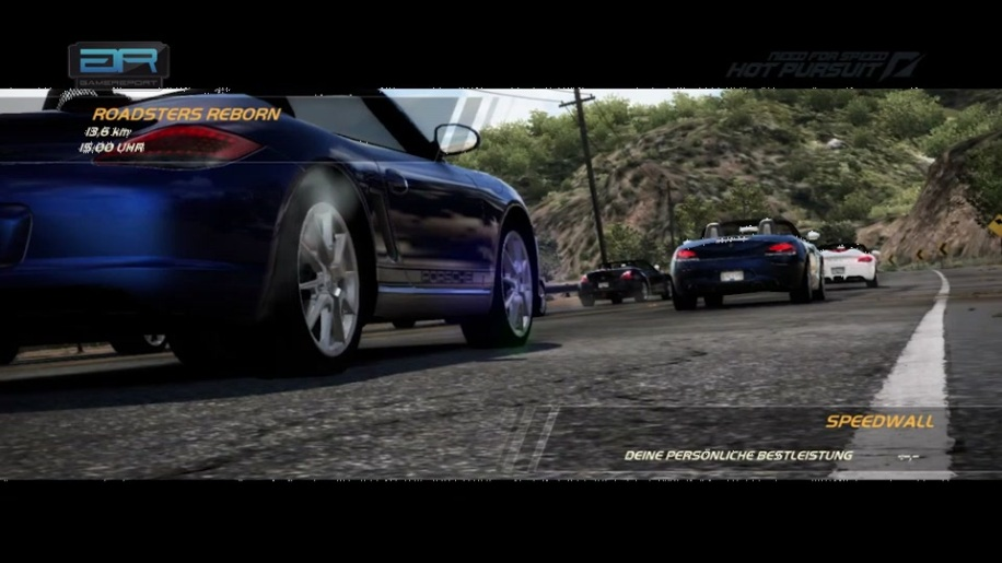 Electronic Arts, Rennspiel, Need for Speed, Hot Pursuit, 13:37, Criterion Games