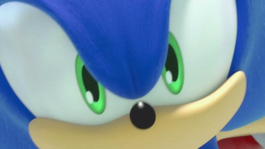 Wii, SEGA, Sonic, Sonic Colours