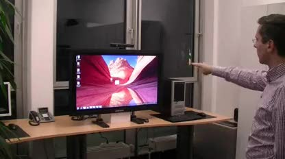 Windows 7, Kinect