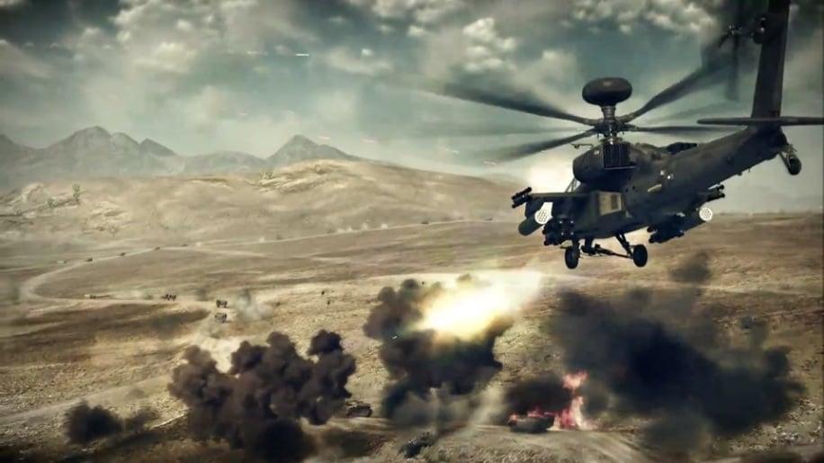 Trailer, Apache Air Assault