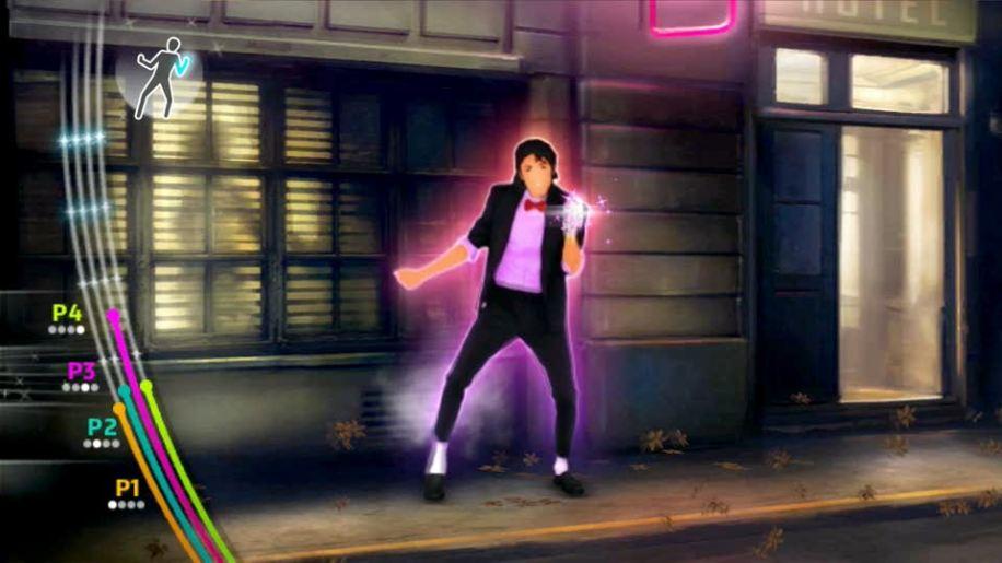 Trailer, Tanzen, Michael Jackson The Experience, Michael Jackson