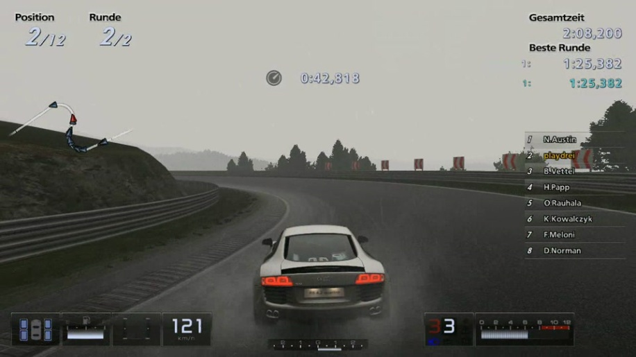 Rennspiel, PlayStation 3, Gran Turismo, Gran Turismo 5