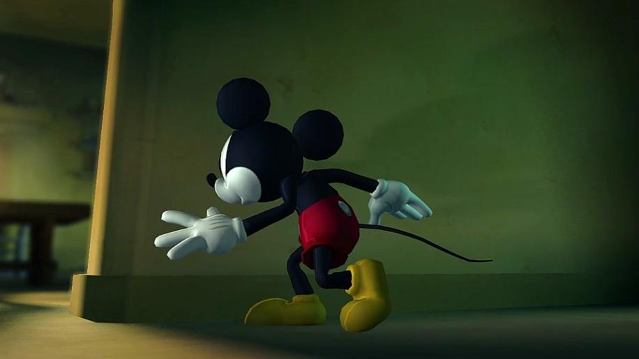 Trailer, Disney, Mickey, Disney Micky Epic