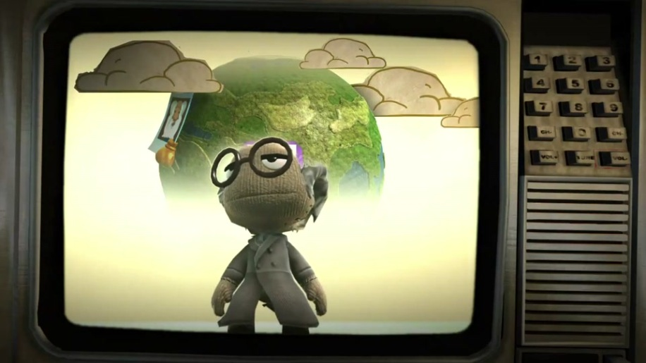 Trailer, Little Big Planet 2