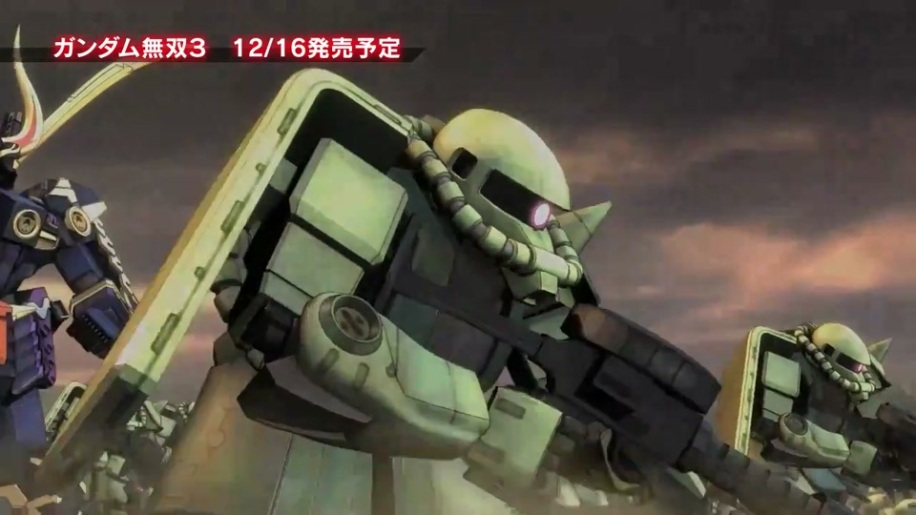 Gameplay, Dynasty Warriors Gundam 3, Dynasty Warriors Gundam