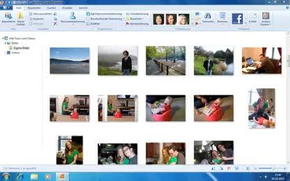 Fotos, Windows Live, Windows Live Essentials, Fotogalerie, Windows Live Fotogalerie