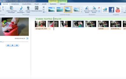 Film, Windows Live, Windows Live Essentials, Movie Maker, Windows Live Movie Maker, Autofilm