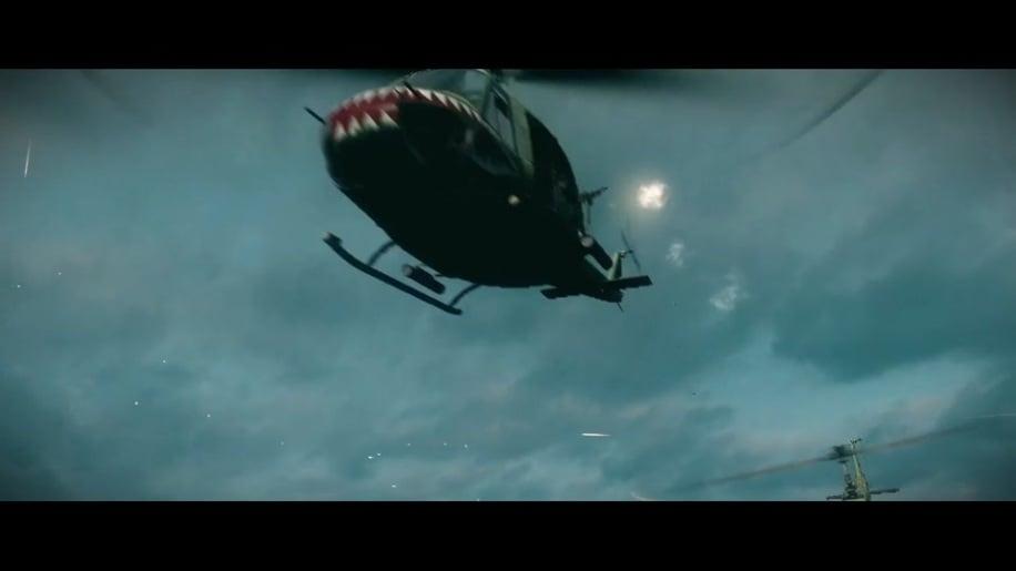 Trailer, Battlefield, Bad Company 2 - Vietnam