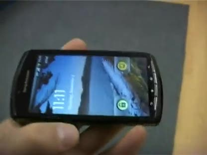 Smartphone, Handy, Playstation, Sony Ericsson, Zeus