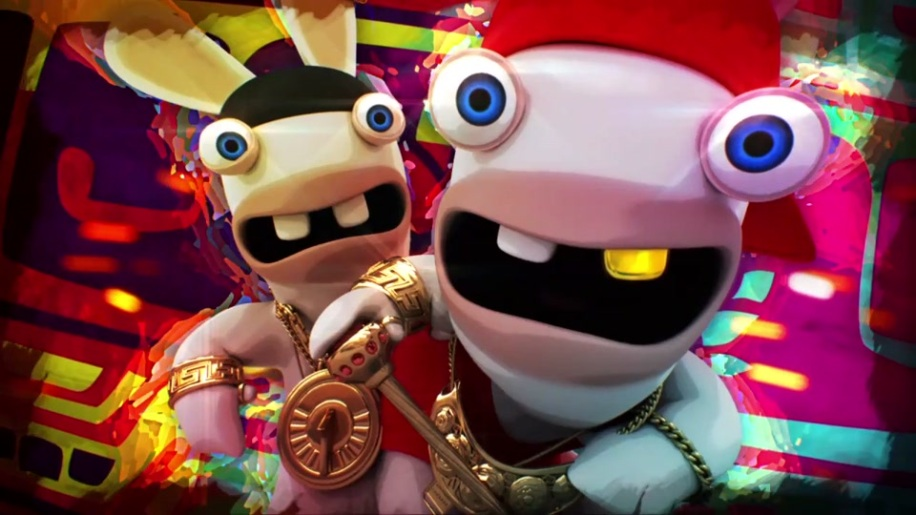 Trailer, Raving Rabbids, Travel in Time