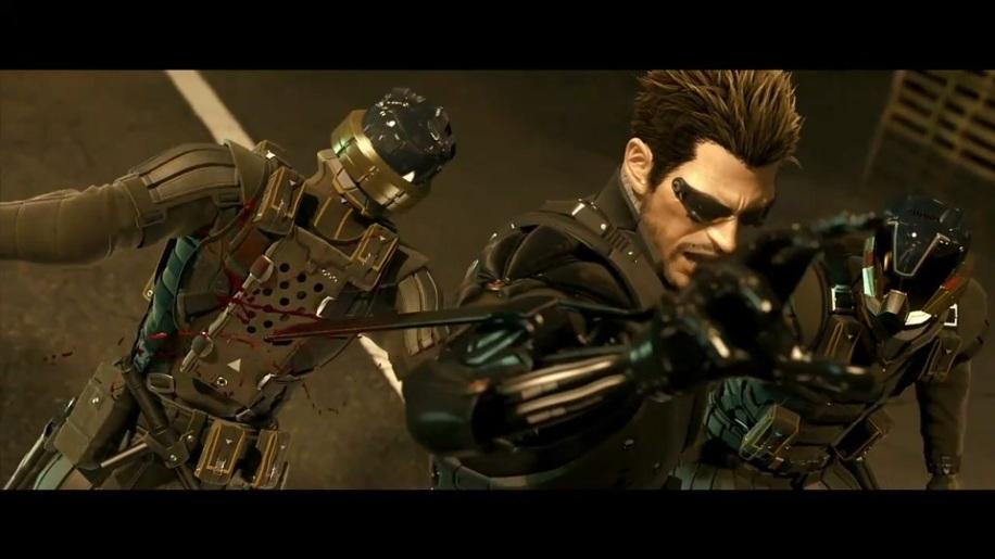 Trailer, Deus Ex 3, Human Revolution, Deus Ex