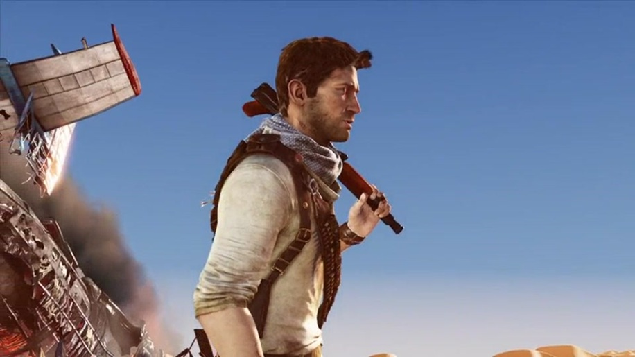 Trailer, Uncharted 3, Uncharted