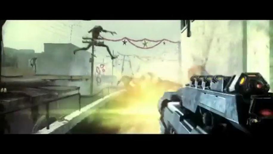 Trailer, Resistance 3, Resistance