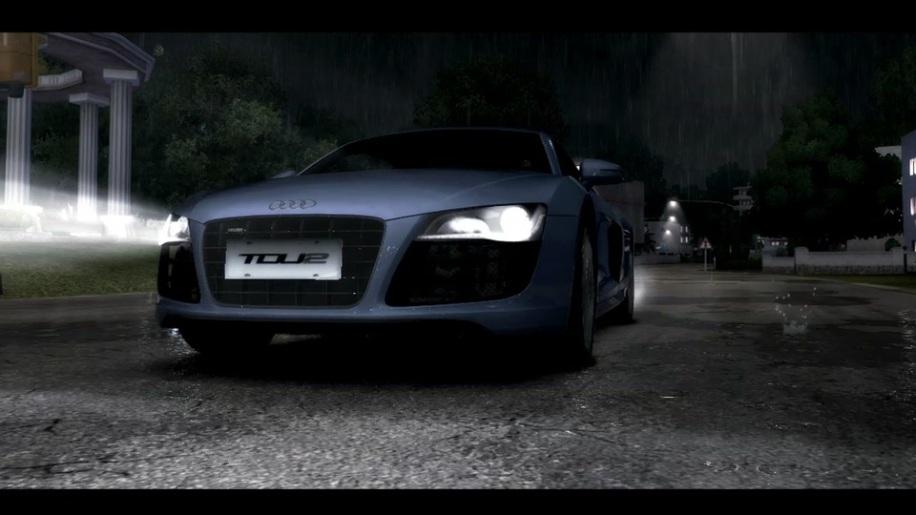 Trailer, Rennspiel, Audi, Test Drive Unlimited 2, Test Drive Unlimited