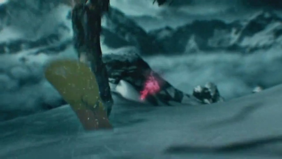 Trailer, SSX, Deadly Descents