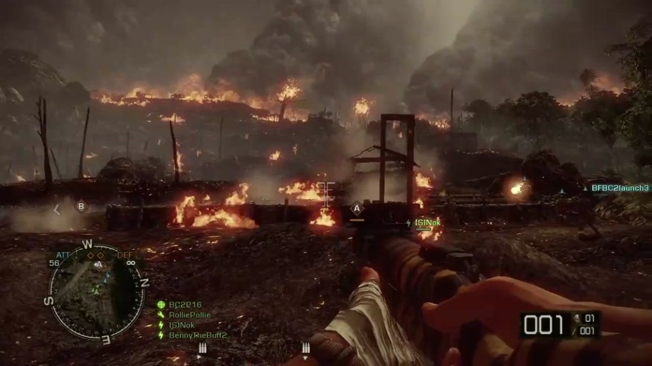 Battlefield, Vietnam, Bad Company 2, Battlefield: Bad Company 2
