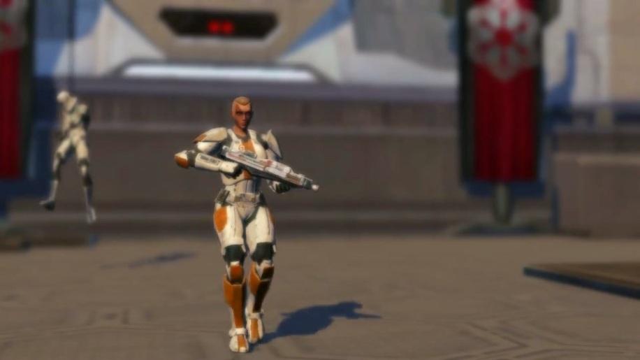 Trailer, Star Wars, The Old Republic, Trooper