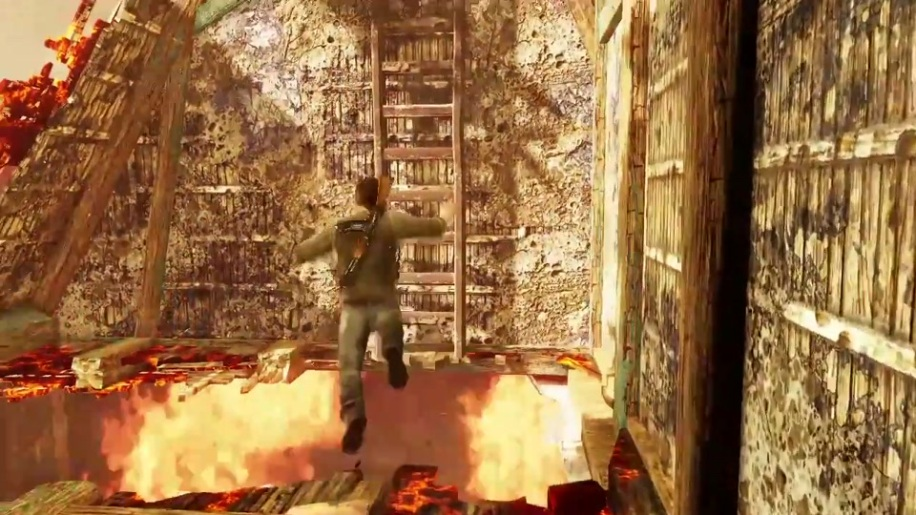 Gameplay, Uncharted 3, Uncharted, Chateau