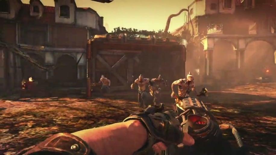Trailer, Electronic Arts, Epic Games, Bulletstorm