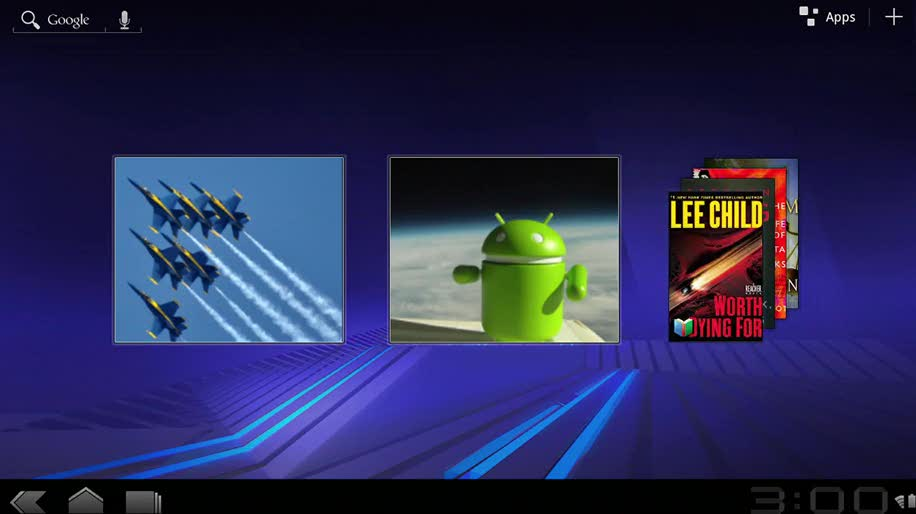 Google, Android, Tablet, T-Mobile, Android 3.0, G-Slate
