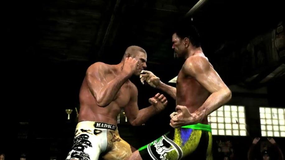 Trailer, Boxen, Supremacy MMA, Kämpfen