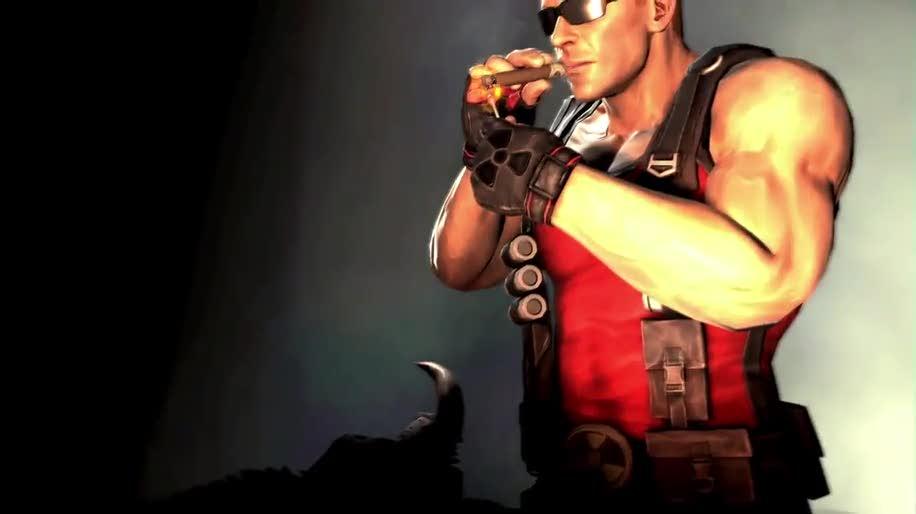 Spiele, Shooter, Duke Nukem, Duke Nukem Forever, Gearbox, Duke