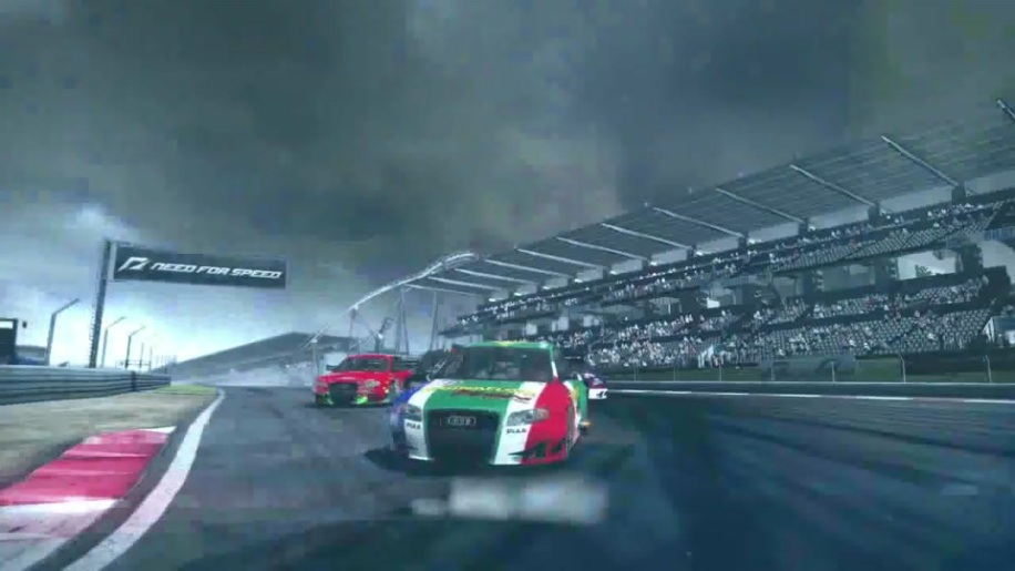 Trailer, Need For Speed Shift 2