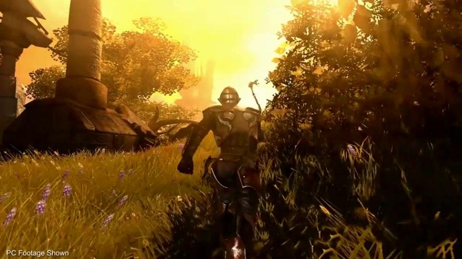 Trailer, Divinity II, The Dragon Knight Saga