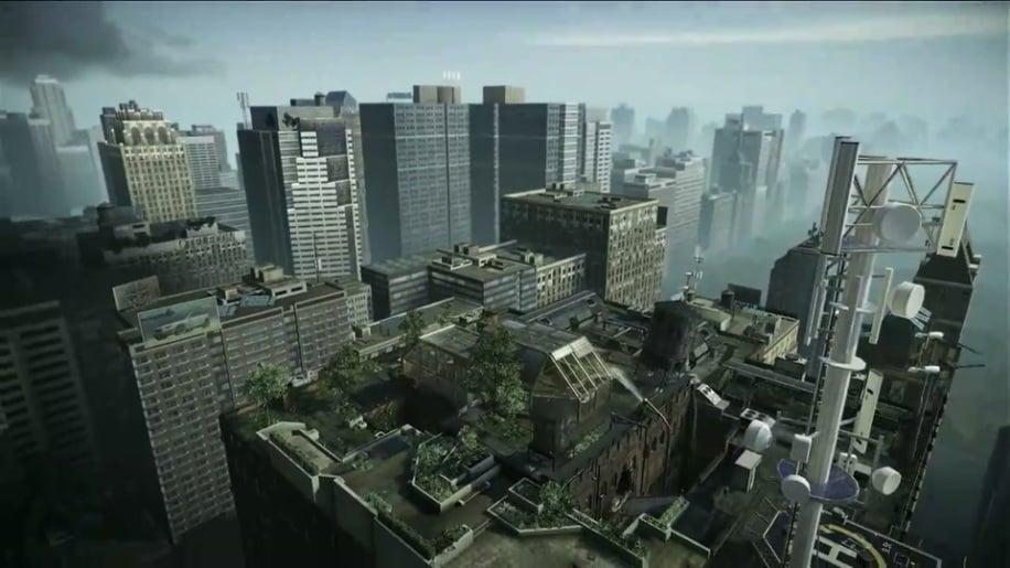 Shooter, Multiplayer, Crytek, New York, Crysis 2, CryEngine, Nanosuit