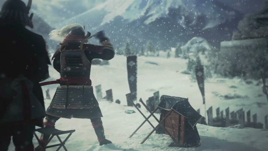 Trailer, Total War, Creative Assembly, Shogun 2, Ninja, Shogun