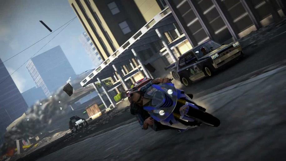 Motorrad, MotorStorm Apocalypse, MotorStorm