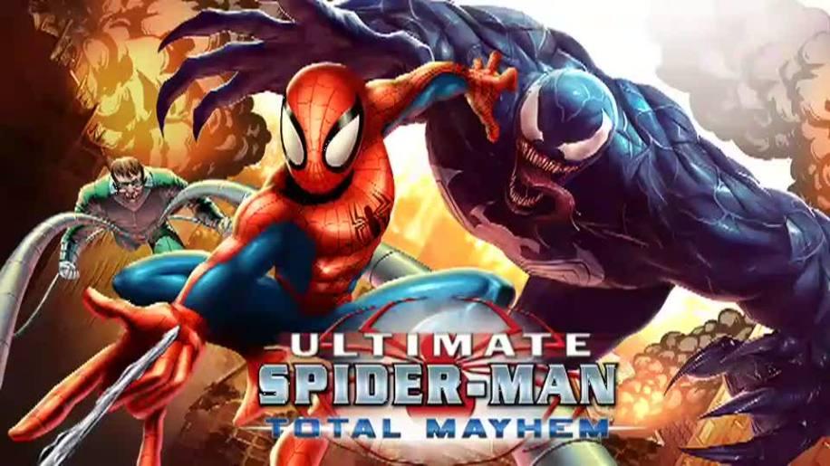 Trailer, Spider-Man Total Mayhem HD