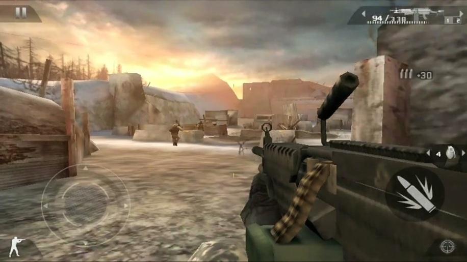 Trailer, Modern Combat 2 Black Pegasus