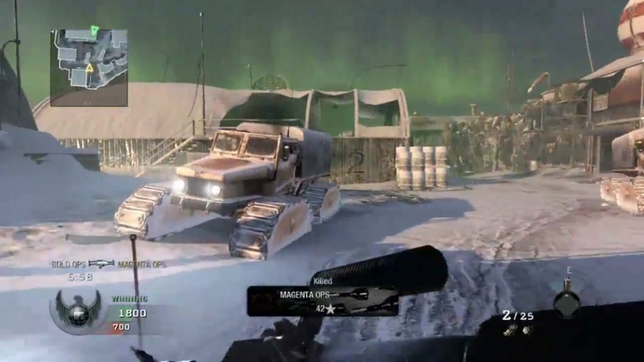 Trailer, Call of Duty, Black Ops