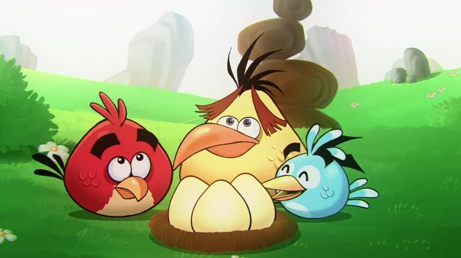 Angry Birds, Rovio, Rio, Angry Birds Rio