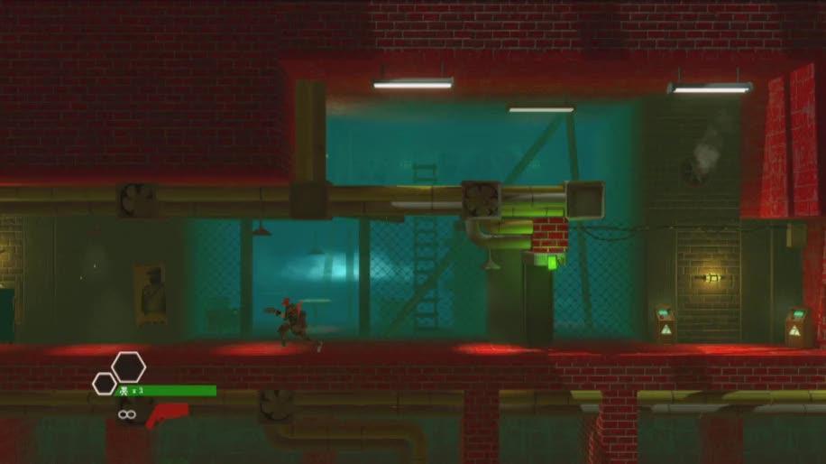 Gameplay, Bionic Commando, Bionic Commando Rearmed 2