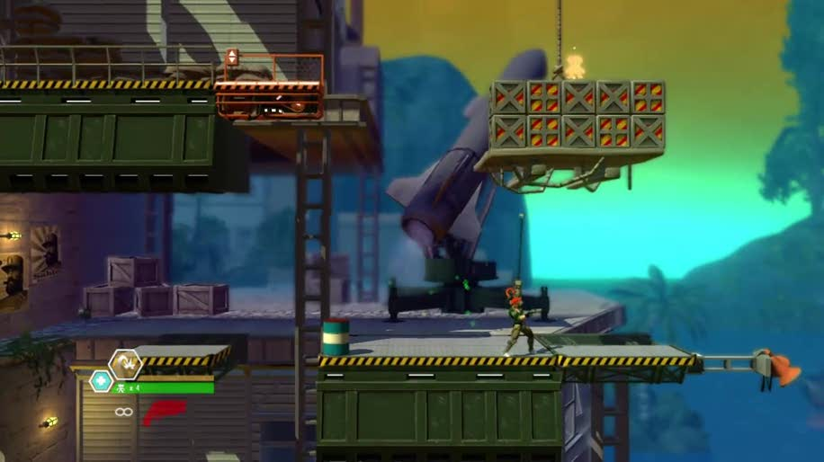 Capcom, Angespielt, Bionic Commando, Bionic Commando Rearmed 2