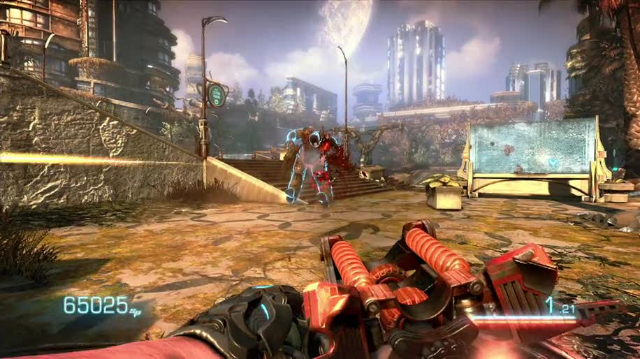 Electronic Arts, Shooter, Epic Games, Bulletstorm