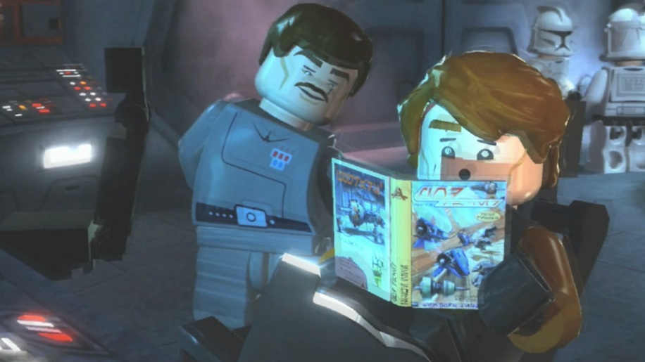 Trailer, The Clone Wars, LEGO Star Wars 3