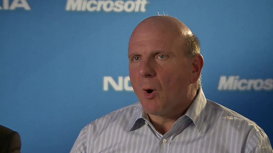 Microsoft, Smartphone, Nokia, Windows Phone 7, Steve Ballmer, Ballmer, Kooperation, Stephen Elop, Elop
