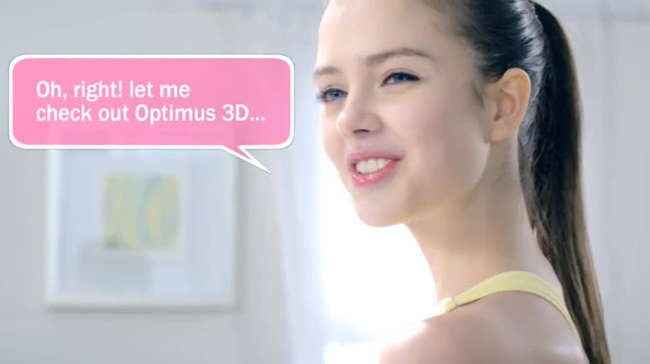 Smartphone, Android, LG, 3d, Optimus 3D