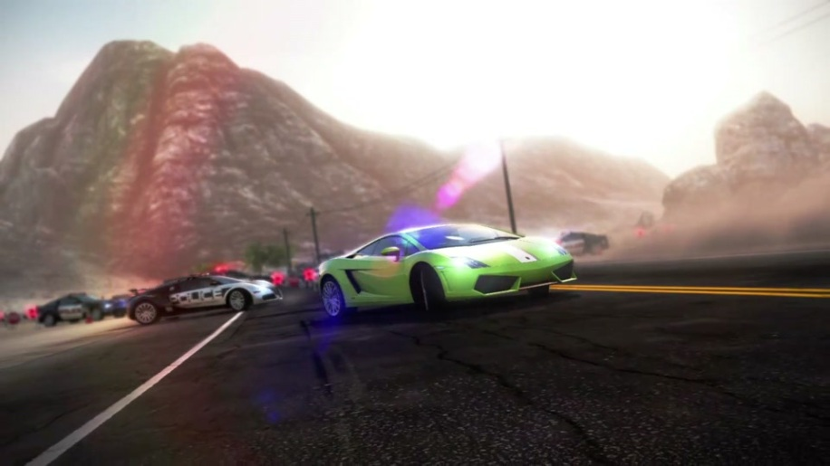 Trailer, Need for Speed, Hot Pursuit