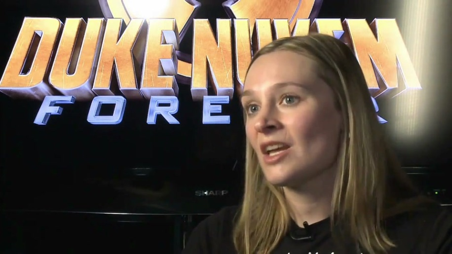 Interview, Duke Nukem, Duke Nukem Forever, Duke