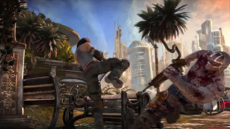 Trailer, Electronic Arts, Epic Games, Bulletstorm