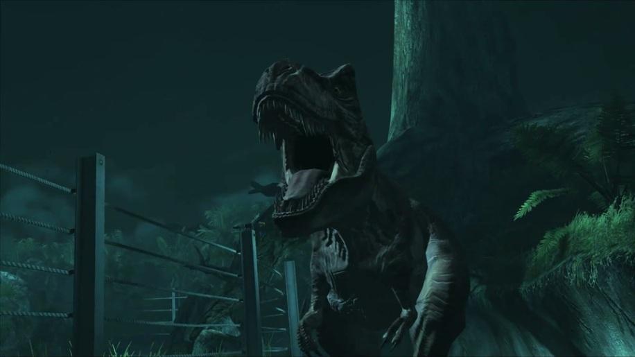 Trailer, Jurassic Park