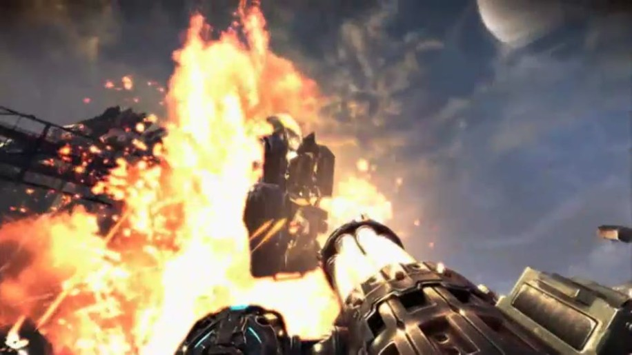 Trailer, Bulletstorm