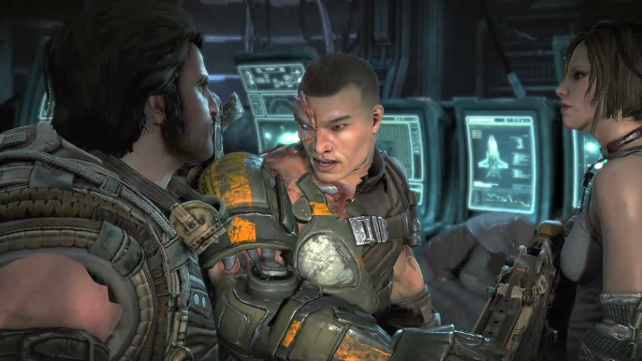 Trailer, Electronic Arts, Epic Games, Bulletstorm, People Can Fly