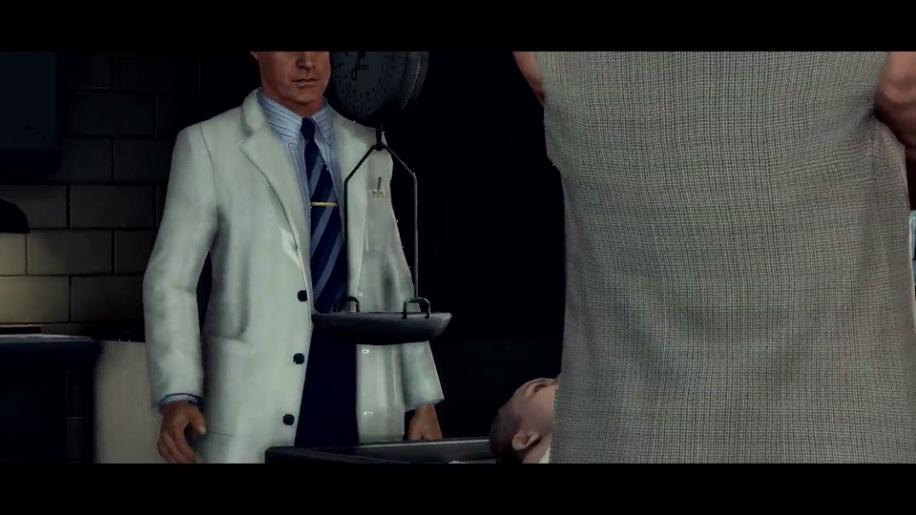Trailer, L.A. Noire