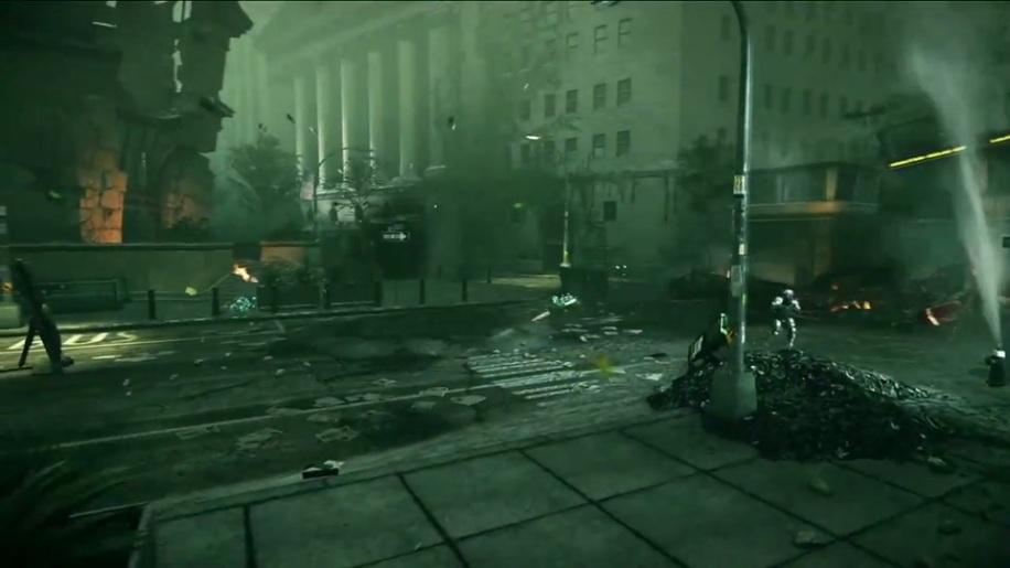 Trailer, Crysis 2